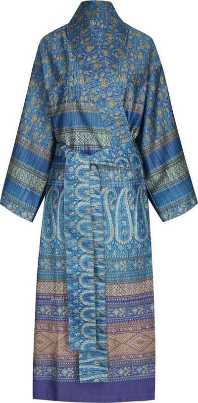 Damenbademantel »Piazza Ducale«, Bassetti, Kimono mit Paisley Muster