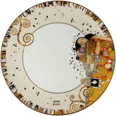 Goebel Speiseteller »Die Erfüllung«, von Gustav Klimt