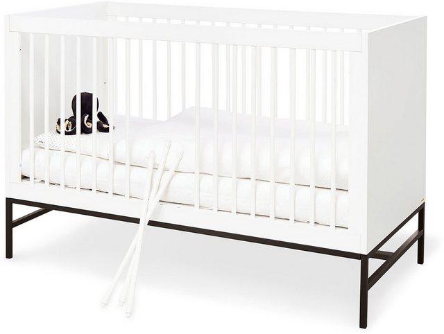 Babyzimmer - Pinolino® Babyzimmer Komplettset »Steel«, (Set, 3 tlg), extrabreit groß  - Onlineshop OTTO