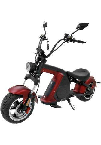 SXT Scooters E-Motorroller »SXT Grizzy« 2700 W 45 k...