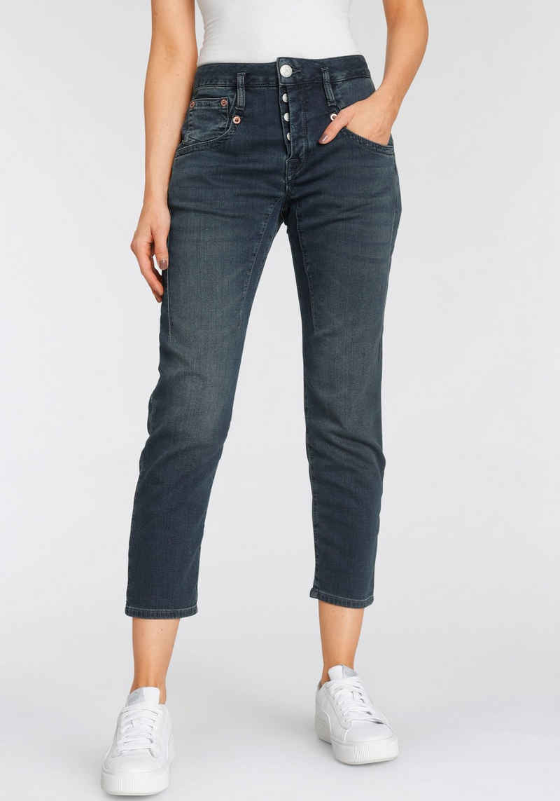 Herrlicher 7/8-Jeans »SHYRA JOGG CROPPED« High Waisted