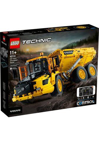 LEGO ® Konstruktionsspielsteine »Knickgelen...