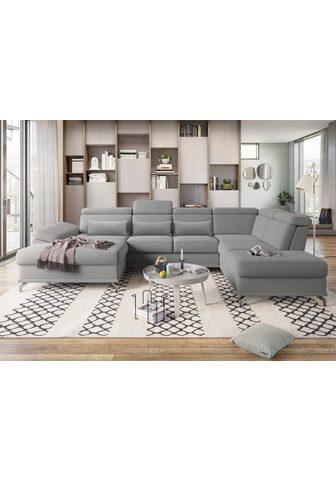 sit&more Sit&more sofa su Sitztiefenverstellung...