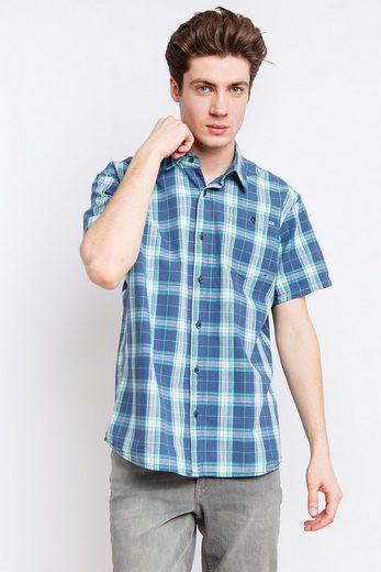 Finn Flare Hemd mit großem Karo-Muster