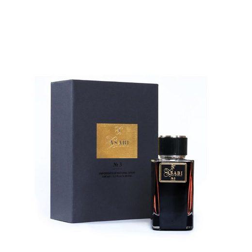Asabi Eau de Parfum »Asabi No. 3 Eau de Parfum Intense Unisex 100 ml«