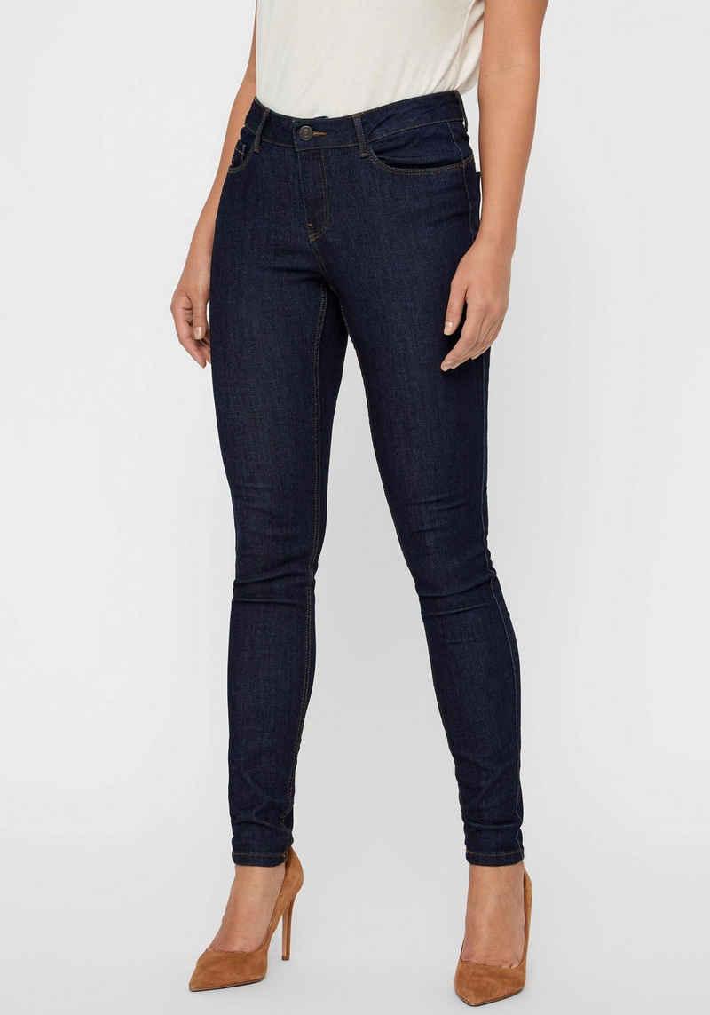 Vero Moda Skinny-fit-Jeans »VMSEVEN SHAPE UP«