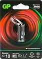 Taschenlampe »GP Discovery CK11, LED Schlüsselbund«, GP Taschenlampe, 10 Lumen, inkl. 4x LR41 Batterie, robustes Metallgehäuse, IPX4, Leuchtzeit 5h, Leuchtweite 20m, Bild 2