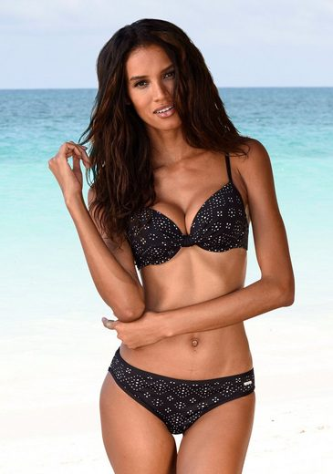 Sunseeker Bikini-Hose »Femme«, mit Cut Outs