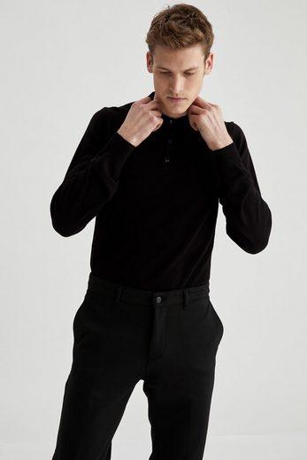 DeFacto Rollkragenpullover »DeFacto Herren Pullover SLIM FIT POLO NECK«