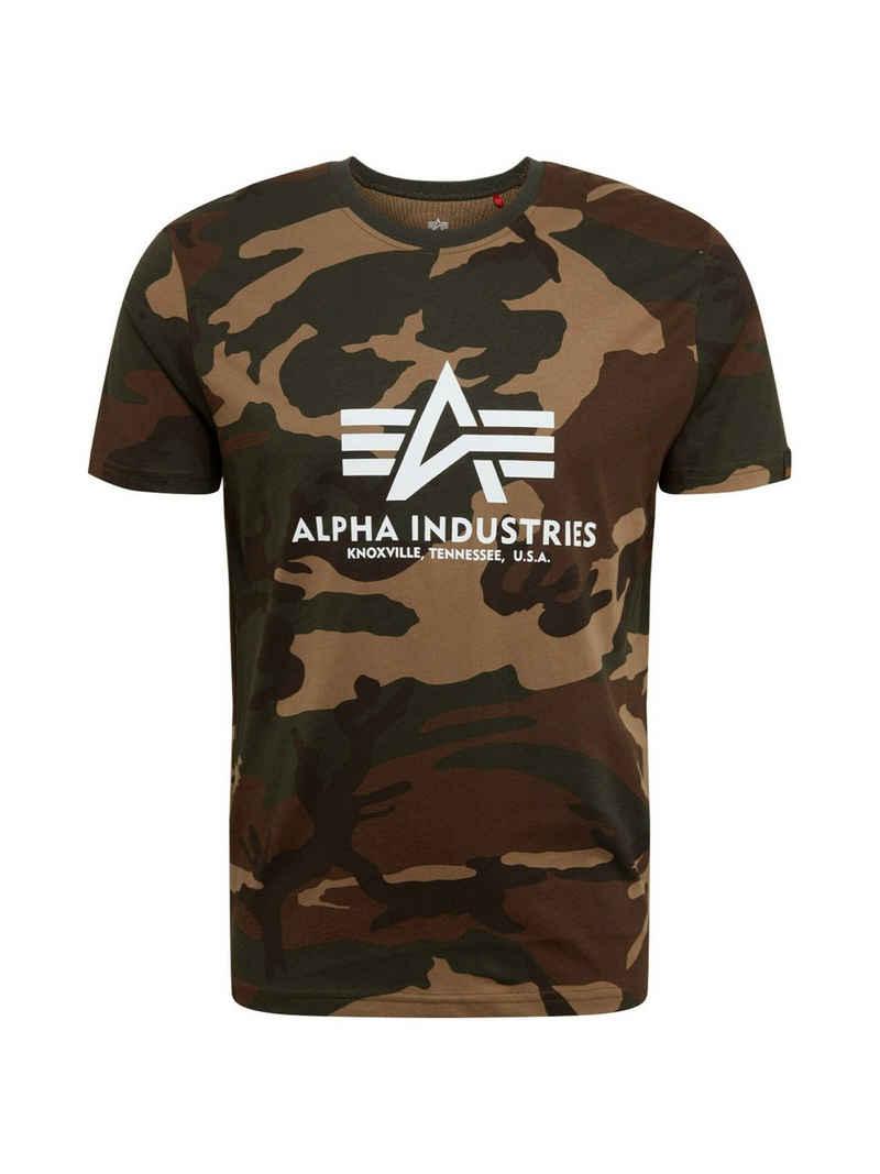 Alpha Industries T-Shirt (1-tlg)