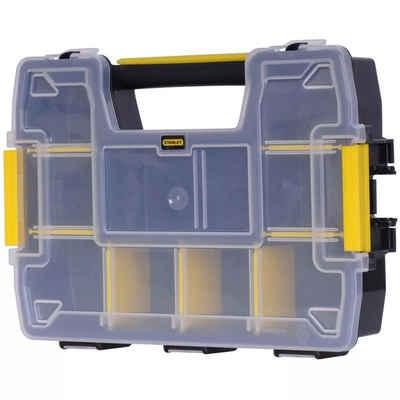 STANLEY Werkzeugbox »Stanley SortMaster Werkzeug Organizer 29,5x6,5x21,5 cm STST1-70720«