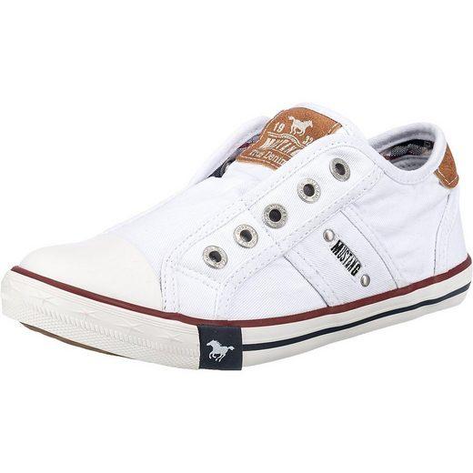 MUSTANG »Sneakers Low für Mädchen« Sneaker