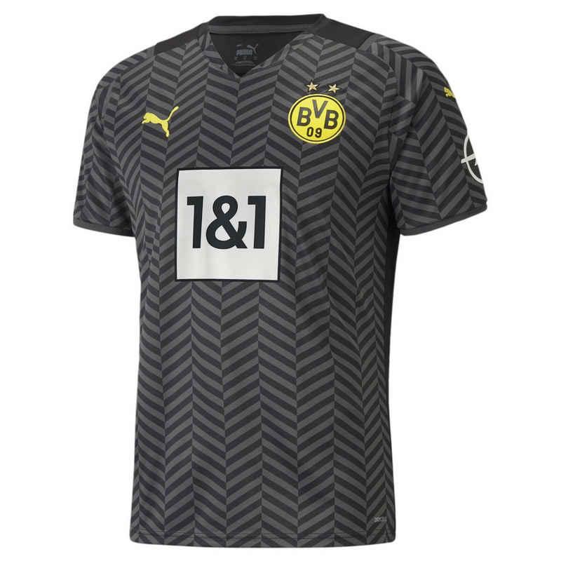 PUMA Fußballtrikot »BVB Replica Herren Auswärtstrikot 21/22«