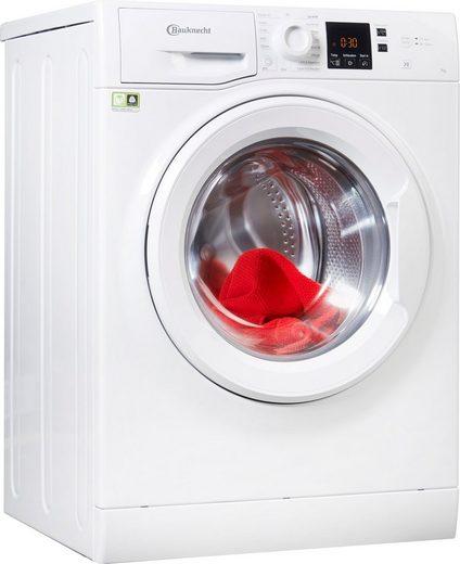 BAUKNECHT Waschmaschine WBP 714, 7 kg, 1400 U/min