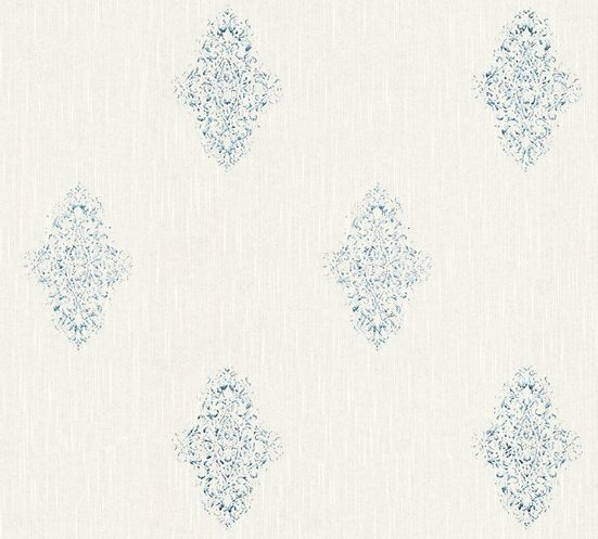 Architects Paper Textiltapete »Luxury wallpaper«, samtig, Barock, mit Ornamenten