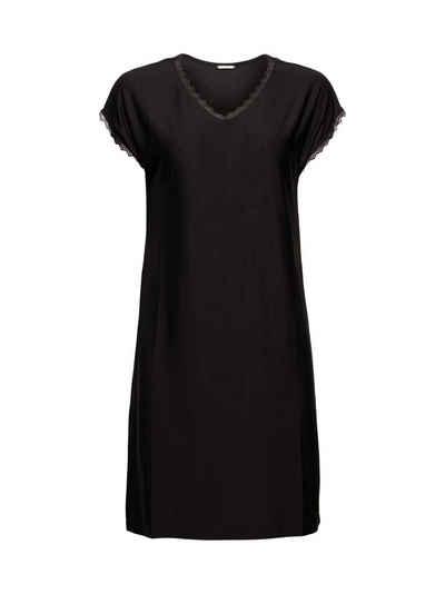 Esprit Nachthemd »Nachthemd mit Spitze, LENZING™ ECOVERO™«