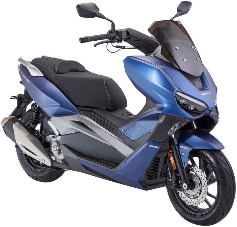 Luxxon Motorrad »Silvermax«, 278,2 ccm, 120 km/h, Euro 5