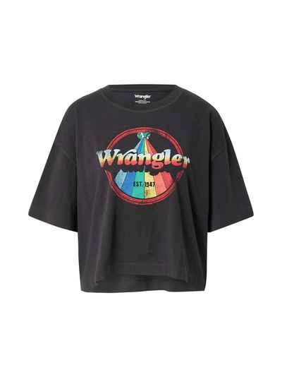 Wrangler T-Shirt (1-tlg)