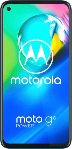 Motorola moto G8 Power Smartphone (16,25 cm/6,4 Zoll, 64 GB Speicherplatz, 16 MP Kamera)