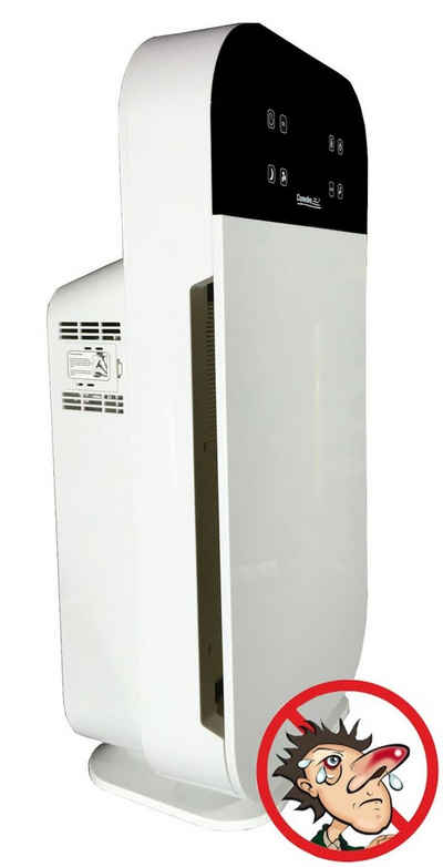 Comedes Luftreiniger Lavaero 280, mit Allergikerfilter, für 55 m² Räume
