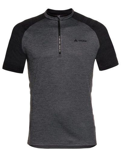 VAUDE T-Shirt »Men's Tamaro Shirt III« Grüner Knopf