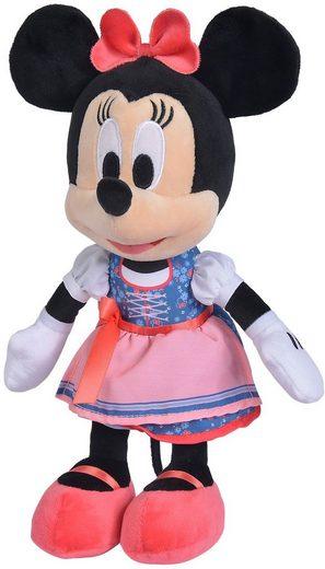 SIMBA Kuscheltier »Disney, Dirndl Minnie, 25 cm«