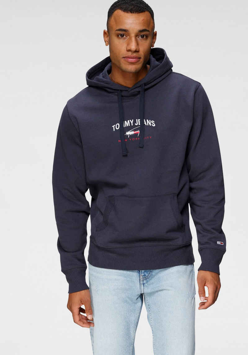 Tommy Jeans Kapuzensweatshirt »TJM TIMELESS TOMMY HOODIE 1«