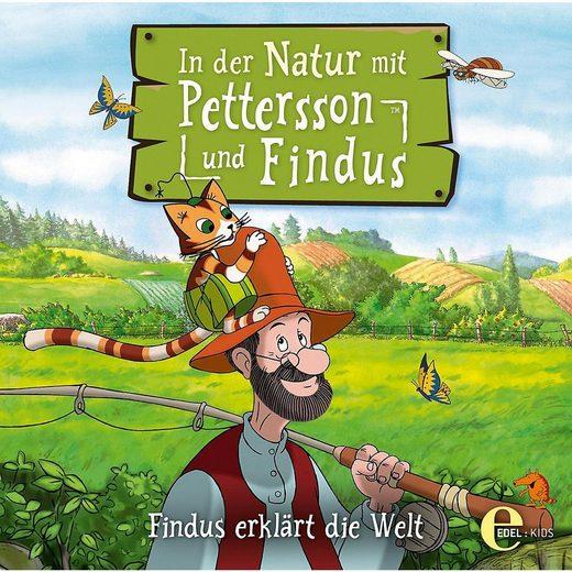 Edel Hörspiel »CD Pettersson und Findus - Findus erklärt die Welt«