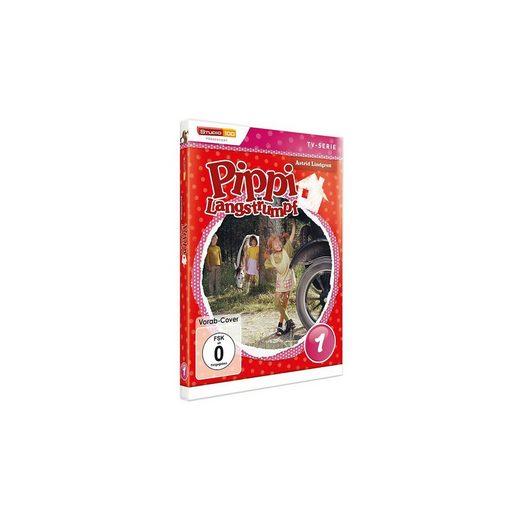 Universum DVD Pippi Langstrumpf 01 (TV-Serie)