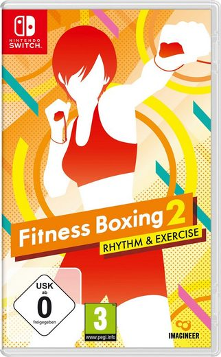 Fitness Boxing 2: Rhythm & Exercise Nintendo Switch