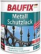 Baufix Metallschutzlack »Schwarz«, 1 Liter, schwarz, Bild 1