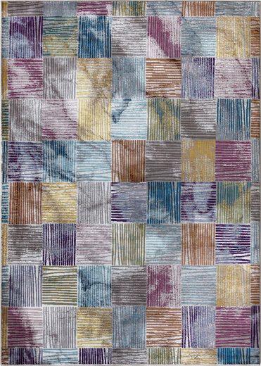 Teppich »Picasso 610«  Festival  rechteckig  Höhe 6 mm