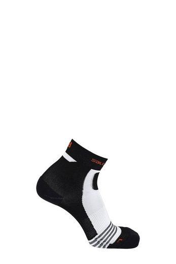 Salomon Socken (1-Paar) aus atmungsaktivem Materialmix