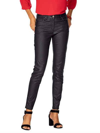 Amy Vermont 5-Pocket-Hose mit Beschichtung