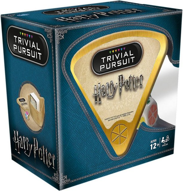 Image of Trivial Pursuit Harry Potter (neues Design)