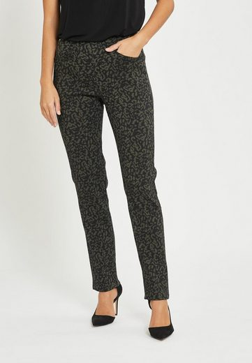 LauRie Stoffhose »KELLY« mit coolem Animal-Print