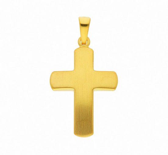 Adelia´s Anhänger Set »925 Silber Kreuz Anhänger«, 925 Sterling Silber Silberschmuck für Damen & Herren