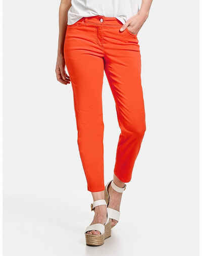 GERRY WEBER 7/8-Jeans »5-Pocket in 7/8 Länge Best4me« (1-tlg) 5-Pocket