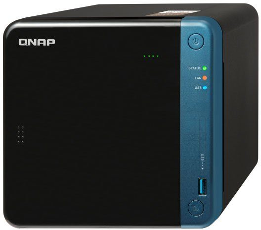 QNAP Turbo NAS TS-453BE-4G NAS-Server