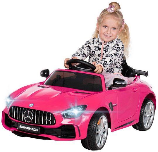 Actionbikes Motors Elektro-Kinderauto »Kinder Elektroauto Mercedes Benz GT-R AMG«, inkl. Fernsteuerung