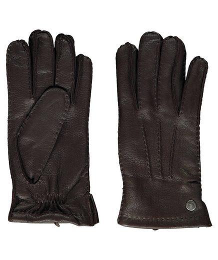 bugatti Lederhandschuhe »Herren Lederhandschuhe«