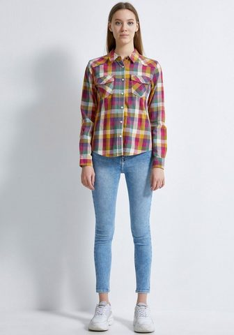 LTB Marškiniai »LUCINDA« su aufgesetzten B...
