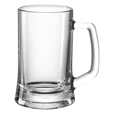 montana-Glas Bierkrug »:skol Bierseidel 500 ml«, Glas