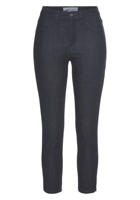 Hosen - Arizona Jeansjeggings High Waist › blau  - Onlineshop OTTO