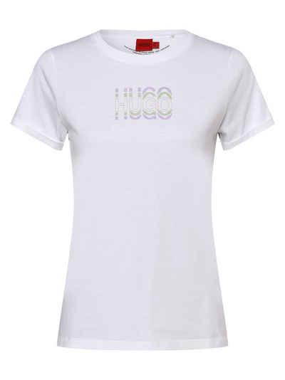 HUGO T-Shirt »The Slim Tee 11«