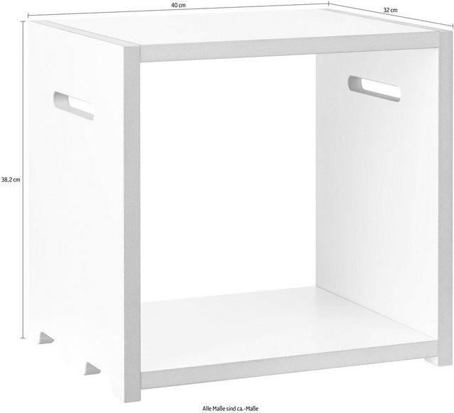 Küchenregale - Tojo Mehrzweckregal »halbstark Grundmodul«  - Onlineshop OTTO