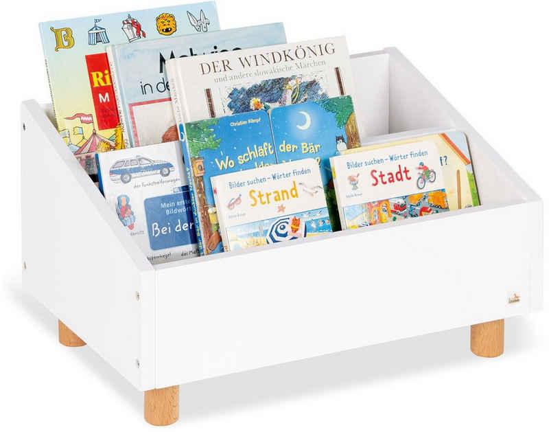 Pinolino® Bücherregal »Ando«, perfekt für Kinderbücher und Spielsachen