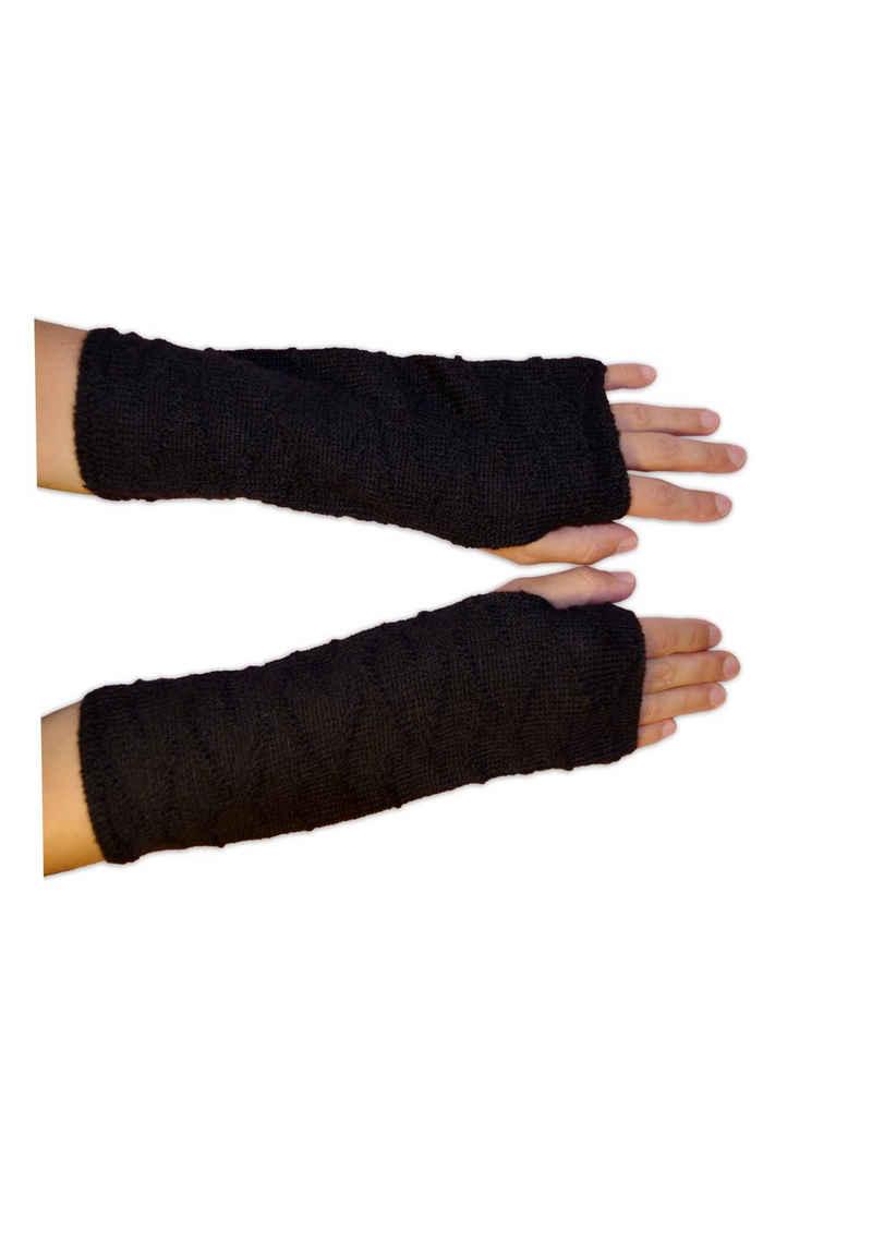 Posh Gear Armstulpen »Alpaka Handstulpen« 100% Alpakawolle