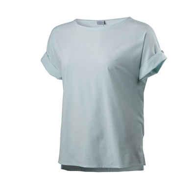 Houdini T-Shirt »HOUDINI Kurzarm-Shirt sommerliches Damen Shirt TipTop T-Shirt Trend-Shirt Blau«