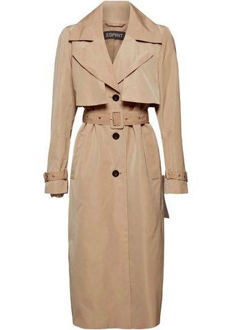 Esprit Collection Trenchcoat im Klasikinio stiliaus Stil...